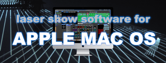 Laser show software for Mac